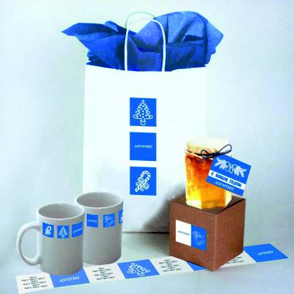 Подарки с логотипом компании 98